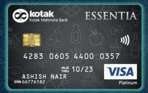 Pay kotak credit card bills using another credit card via Paidkiya