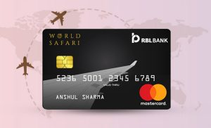 RBL credit card bill payment using another credit card Via Paidkiya